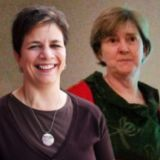 Mary Jane Curry e Theresa Lillis