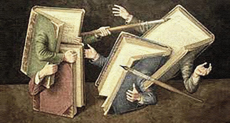 O filólogo, o gramático e o linguista