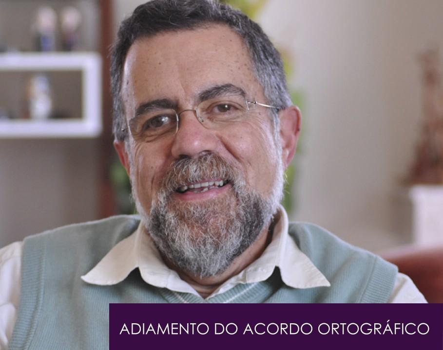 O ADIAMENTO DO ACORDO ORTOGRÁFICO